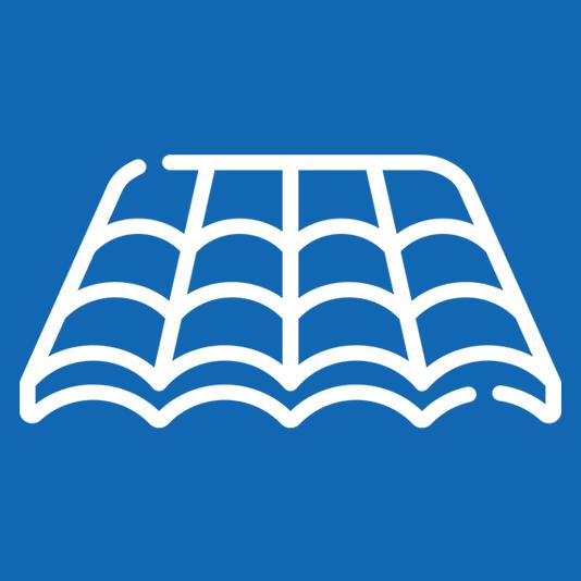 icône de toit