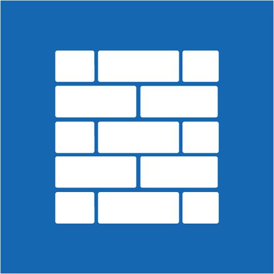 icône de mur