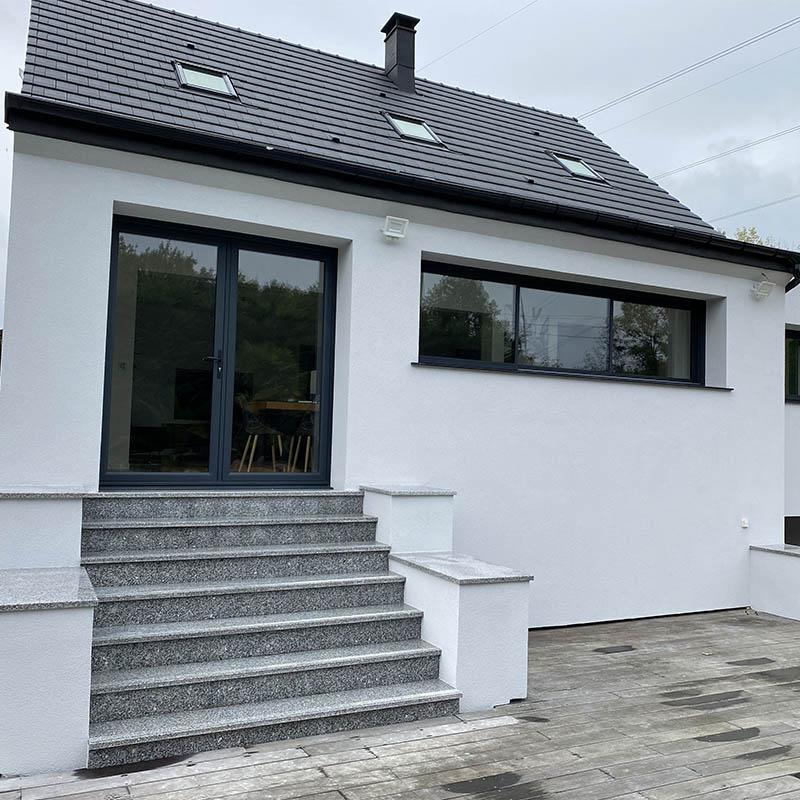 photo d'une maison après l'intervention de kokisol