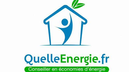 logo du site quelle énergie.fr